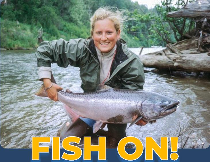 Fly-In Fishing 1